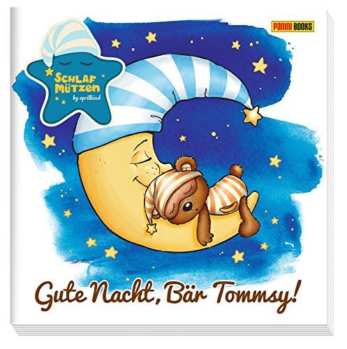 Preisvergleich Produktbild Die Schlafmützen: Gute Nacht,  Bär Tommsy!: Pappbilderbuch mit Klappe