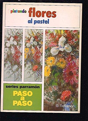 Flores pastel.paso a paso por Jose Maria Parramon