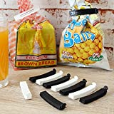 #9: Go Hooked Plastic Clips RIBBED (set of 22)
