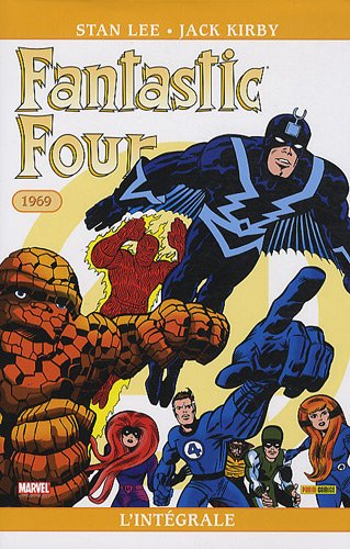 Fantastic Four l'Intégrale, Tome 8 :