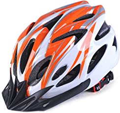 Aoile Ultralight Bicycle Helmet Integrated Molding Breathable Cycling Helmet for Man Woman