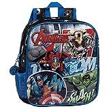 Marvel 24320A1 Avengers Street Kinder-Rucksack, Blau