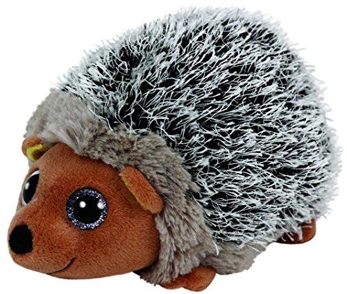 carl-etto-ty-42125-spike-avec-paillettes-yeux-beanie-babies-herisson-15-cm-gris
