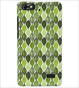 PrintDhaba Pattern D-5215 Back Case Cover for HUAWEI HONOR 4C (Multi-Coloured)