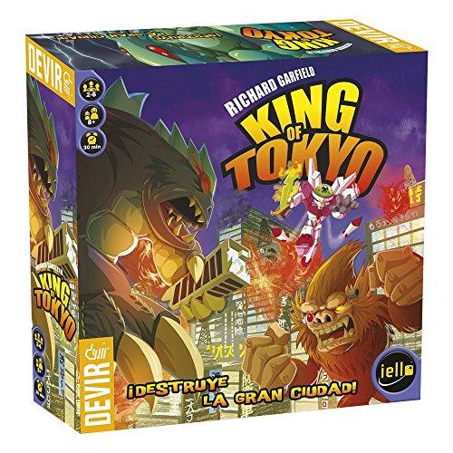 Devir - King of Tokyo, juego de mesa (222586)
