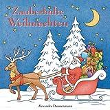 Produkt-Bild: Zauberhafte Weihnachten: ein kreatives Malbuch für eine entspannte Weihnachtszeit voller Ruhe und Meditation