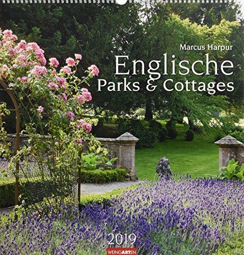 Englische Parks & Cottages - Kalender 2019