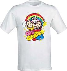 La T-Shirt di Sofì e Luì Le trote Pandacorno Youtuber Italia Bambini/e Ragazzi/e Adulti