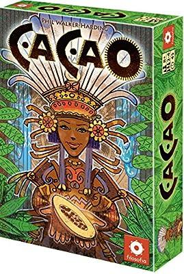 Asmodee - FICAC01 - Jeux de Réflexion - Cacao