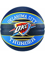 Spalding NBA Team Oklahoma City SZ. 7(83–513z)–Multicolore