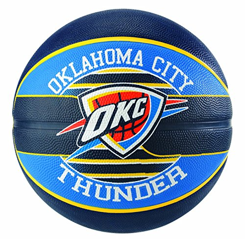 Spalding NBA Team Oklahoma City 83-513Z Balón Baloncesto