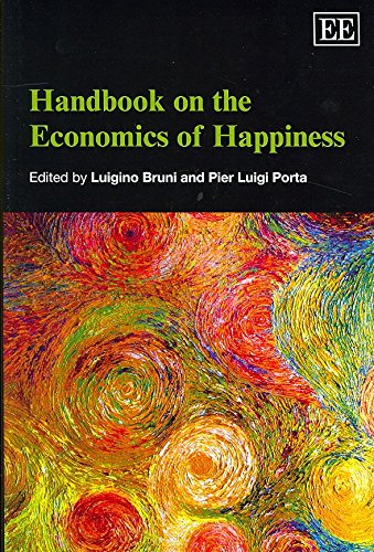 [Handbook on the Economics of Happiness] (By: Luigino Bruni) [published: April, 2007]