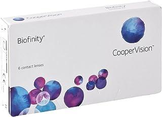 Biofinity Monatslinsen weich, 6 Stück / BC 8.6 mm / DIA 14.0 / -1,50 Dioptrien
