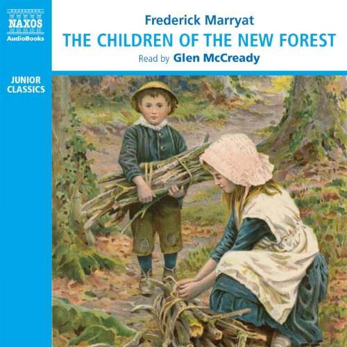 The Children of the New Forest  Audiolibri