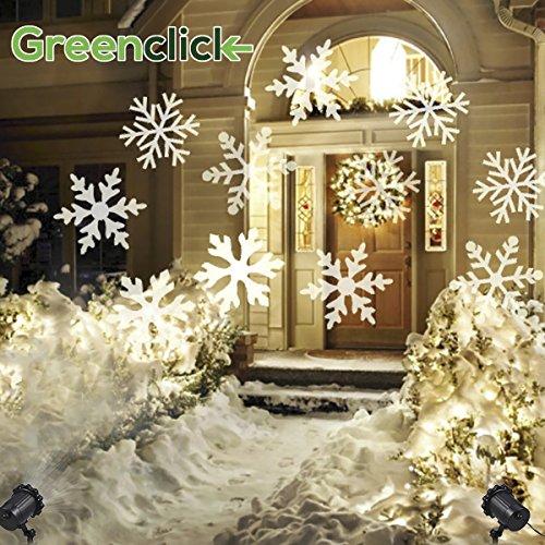 Greenclick Christmas Projector L...