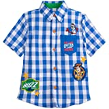 قميص منسوج للأولاد من ديزني بيكسار توي ستوري 4