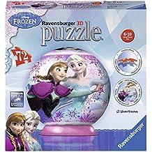 Ravensburger 12173 - Disney Frozen Puzzle 3D Ball