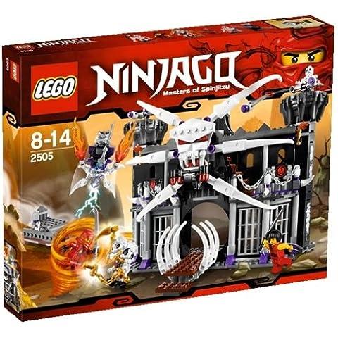 LEGO NINJAGO 2505 La Fortaleza Oscura de Garmadon