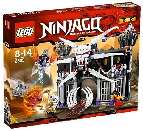 Lego Ninjago 2505 - Garmadons Festung