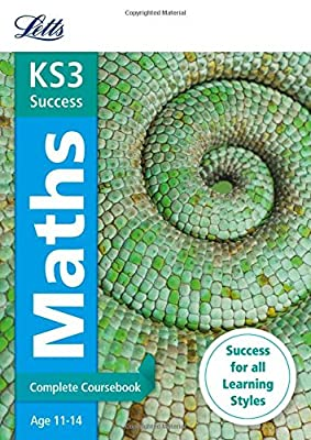 KS3 Maths Complete Coursebook (Letts KS3 Revision Success) by Letts