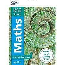 KS3 Maths Complete Coursebook (Letts KS3 Revision Success)
