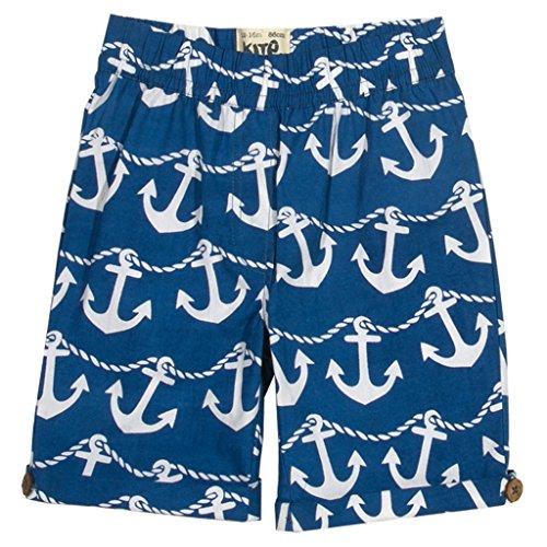 Kite - Pantaloncini - Bebè maschietto Blue 6-12 Mesi
