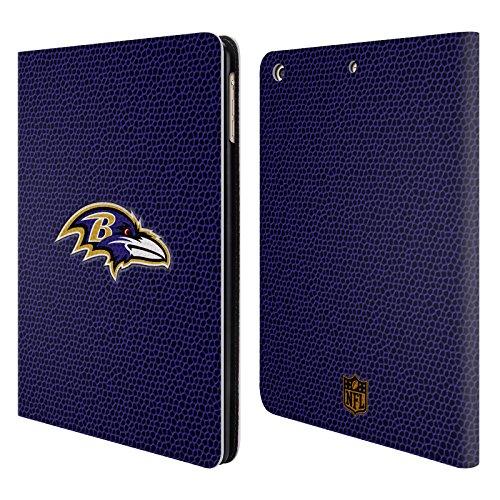 Ufficiale NFL Calcio Baltimore Ravens Logo Cover a portafoglio in pelle per Apple iPad Air