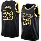 Camiseta de Baloncesto para fanáticos de los Muchachos, Camiseta de Apoyo número 23 para fanáticos de Los Angeles Lakers, Cam