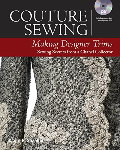 Couture Sewing: Making Designer Trims (English Edition)