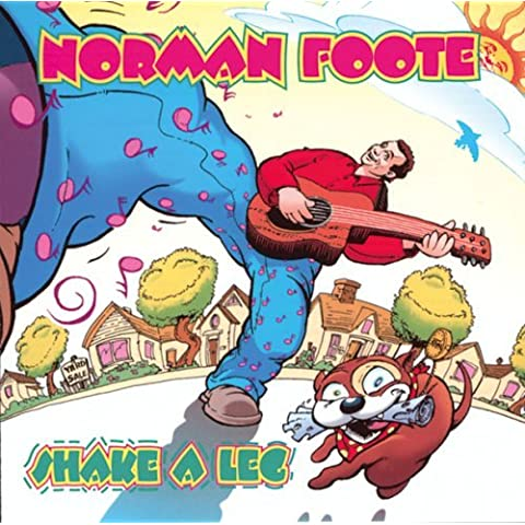 Shake a Leg by Norman Foote (2008-05-21)