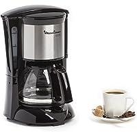 Moulinex Subito Cafetière filtre électrique, 0,6 L soit 6 tasses, Machine à café, Système anti goutte, Porte-filtre…