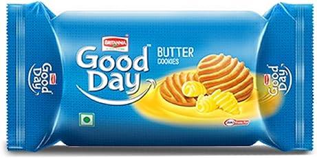Britannia Good Day Butter, 200g+50g Extra
