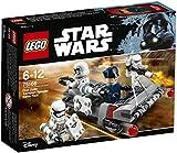 "LEGO UK 75166 ""First Order Transport Speeder Battle Pac"" Construction Toy"