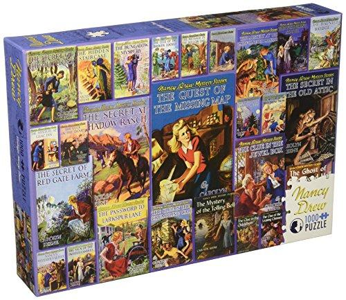 Cobblehill 800511000PC vintage Nancy Drew puzzle, vari