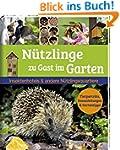Nützlinge zu Gast im Garten: Insekten...