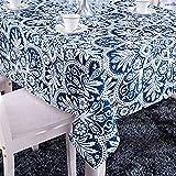 Gwell Nappe Rectangulaire Tissu Oxford Lavable Entretien Facile Résistant 180*140cm/ 240*140cm/ 260*140cm