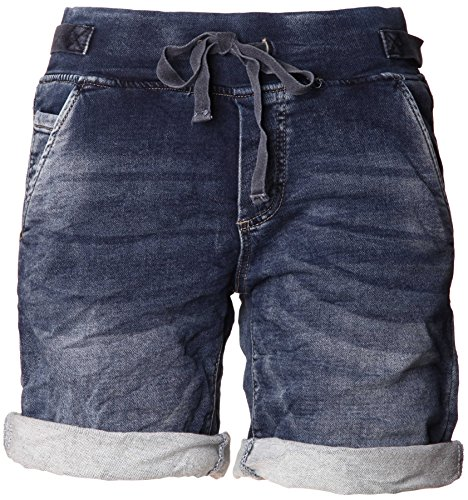 BASIC.de Cotton-Stretch Bermuda-Shorts Jeans L