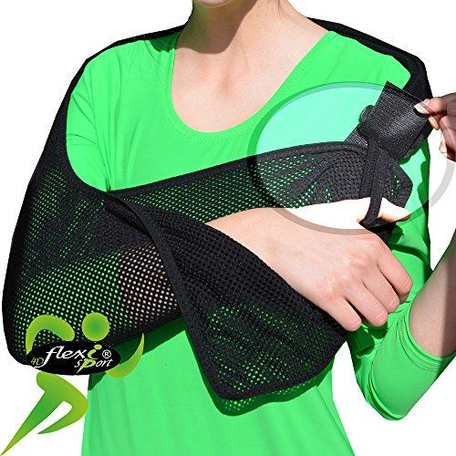 braccio-di-supporto-tracolla-a-spalla-luxuriously-soft-stretch-extra-profonda-tasca-sagomato-a-forma