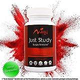 NOOTROPIC⁵ von nutritify® JUST STUDY Brain Booster⁵ | 120 Konzentrations⁵-Tabletten unterstützen Dank B5¹ das Gedächtnis - rezeptfreie Nootropika⁵-Kapseln mit B5¹ fürs Gehirn & Ginkgo | OHNE Koffein