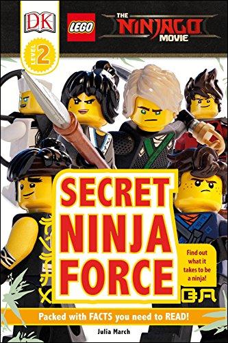 DK Readers L2: The Lego(r) Ninjago(r) Movie: Secret Ninja Force (DK Readers, Level 2: Lego The Ninjago Movie) por Dk