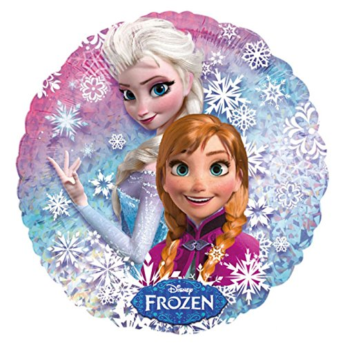 Disney Nicht Prinzessin Filme (Amscan 2755201 Folienballon)