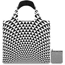 Loqi Pop Prism PO.PR - Borsa multifunzionale, design artistico