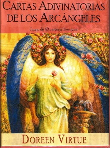 Portada Cartas Adivinatorias de los Arcángeles