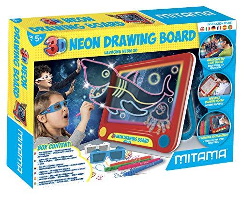 Mitama Creangolo - Lavagna Neon 3D