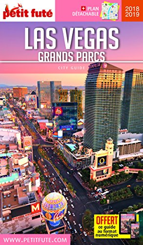 Descargar Libro Petit Futé Las Vegas Grands Parcs (1Plan détachable) de Petit Futé