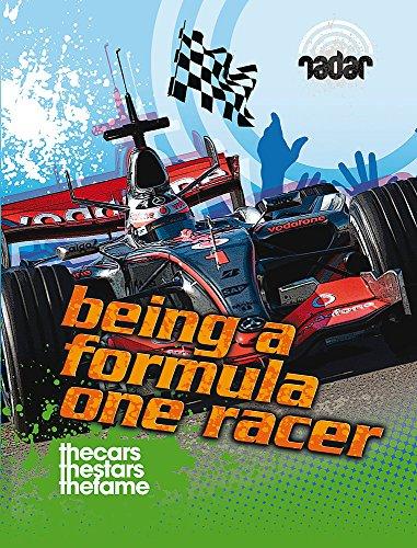 Top Jobs: Being a Formula One Racer (Radar) por Adam Sutherland