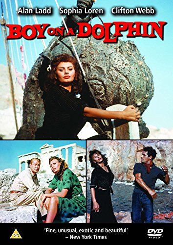 Boy On A Dolphin [DVD] (1957) [UK Import]