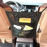 Auto Universal Auto Sitz Speicher Mesh / Organizer - Mesh Cargo Net Haken Tasche Halter für Telefon Haustiere Geldbörse Kinder Kinder Stören Stopper