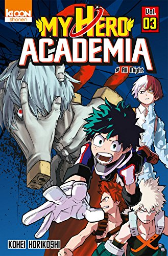 My Hero Academia Edition simple Tome 3