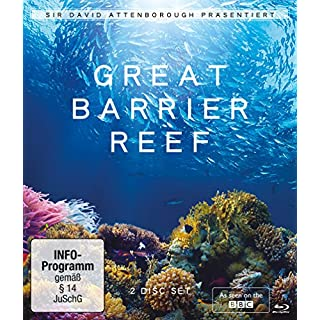 David Attenborough: Great Barrier Reef [Blu-ray]